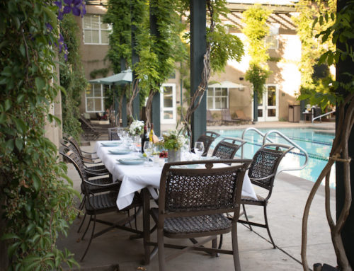 Host a Relaxing Private Event at Health Spa Napa Valley