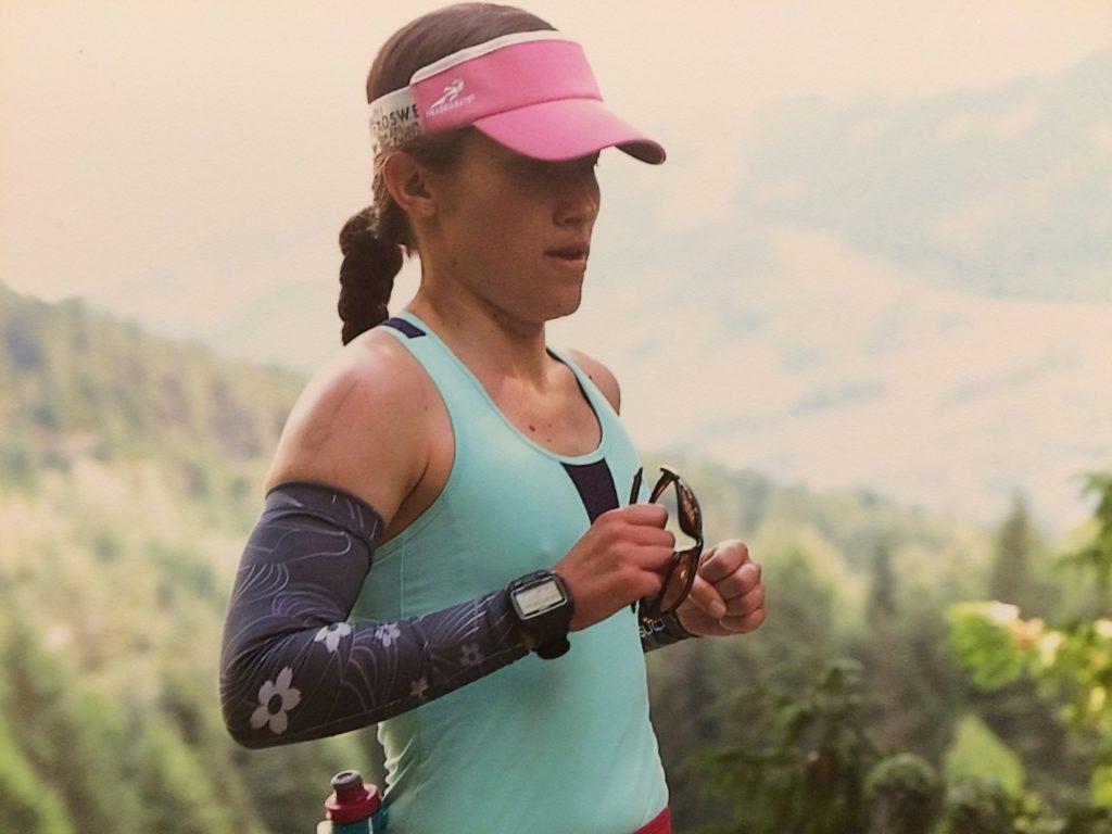 Elizabeth Phelps Ironman